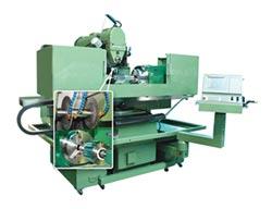 合駿 客製化高效銑削專用機