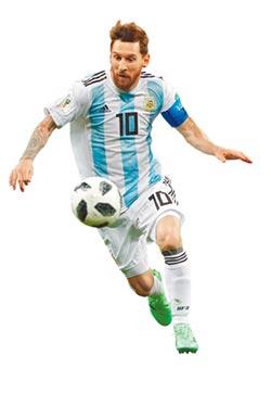 世足》阿根廷退無可退 梅西放手一搏