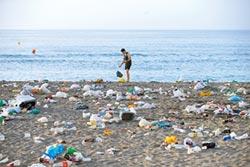 海洋塑膠垃圾驚人 日籲堵絕
