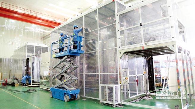 半導體、面板及自動化相關的設備代工領導大廠-東野精機,因中國市場新晶圓及面板擴建動能強勁,激勵客戶代工專案擴大規模,下半年熱度不減,乃至明年依然可期。圖/業者提供