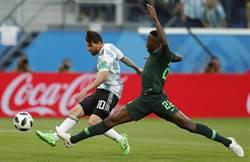 世足》梅西進球了  阿根廷驚險晉級16強