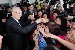 國民黨年底必贏!蔡正元稱吳敦義要頭痛的是2019