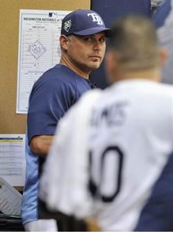 MLB》讓投手守一壘 光芒化解滿壘攻勢勝國民