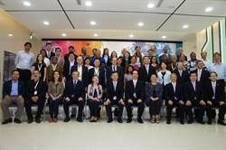 國際透明組織參訪廉政署 主席建議官民合作打擊貪腐