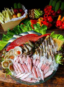 涵碧樓暑假推「福爾摩沙星空BBQ」  一網打盡全台特色美食
