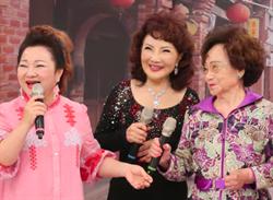 楊燕攜母節目亮相 勸多和老人家說話防癡呆