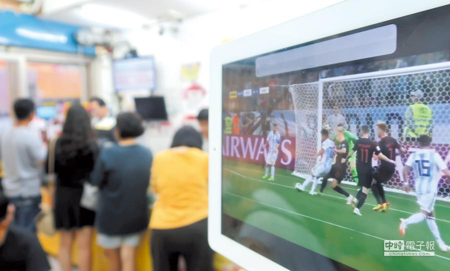 年輕球迷所熱衷的種種新的觀賽方式,正在改變一個重大賽事。這就是大數據或是AI人工智能可以發揮的地方。圖/本報資料照片