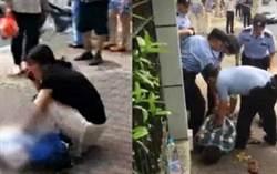 上海狠男校門口揮刀砍人 2小學生喪命