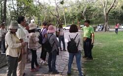 導覽志工隊成軍 帶領遊客認識虎頭碑之美