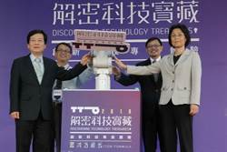 解密科技寶藏特展推出創新科成果 台中文創園區驚艷登場