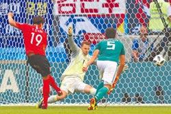 0:2爆冷輸韓國!衛冕魔咒發威 德國打包回家