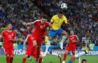 世足》巴西狂舞森巴2:0贏球 E組第1晉級