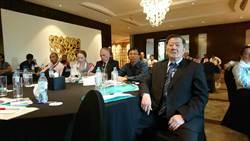 台灣卡巴迪之父黃忠仁 連任國際總會副會長