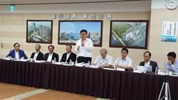 立委賴瑞隆要求中央和地方 儘速規畫興建高雄第二過港隧道