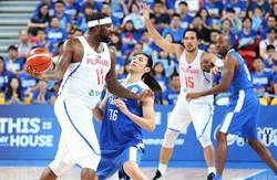 世界盃男籃》不敵菲律賓長人陣 中華苦吞資格賽第4敗