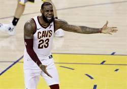 NBA》詹姆斯宣布跳脫合約 加盟湖人興趣強烈