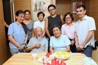 大兵作家張拓蕪過世 享壽90歲