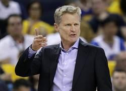 NBA》減少背靠背賽程 科爾稱讚聯盟付出努力