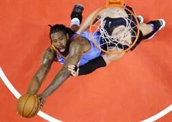 NBA》小喬丹跳脫合約 加盟獨行俠無懸念
