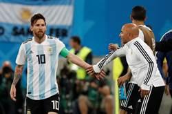 世足》換人也要問梅西?阿根廷教頭駁斥