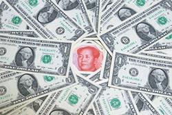 人幣中間價 6月狂跌2000點