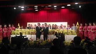 致公黨偕陸企收購台灣農產品並捐贈社福團體