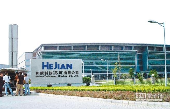 晶圓代工廠聯電宣布,整合子公司和艦、聯芯、聯暻,以和艦為主體申請上海A股掛牌上市。圖為和艦科技(蘇州)有限公司。(摘自網路)