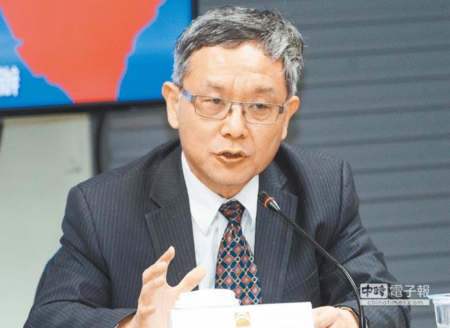 淡大國際研究學院院長王高成。(本報資料照片)