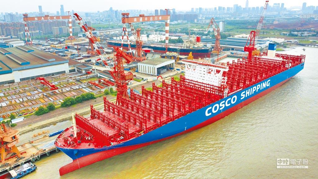 台商是中國大陸出口主力。(CFP)