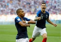 世足》法國隊長:姆巴佩是天生領袖