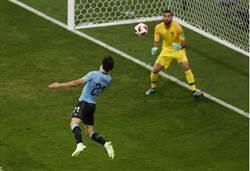 世足》烏拉圭勇猛 葡教頭嘆無計可施