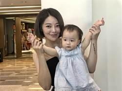 趙心妍黏女兒沒桃花 最怕「ㄆㄤㄆㄤ」長大離開她