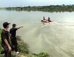 男子溪流捕魚疑溺斃 空拍機出動找到遺體