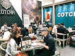 咖竅推模擬咖啡館 業界獨創