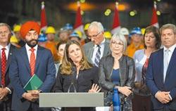 加拿大今起加徵美250項商品關稅