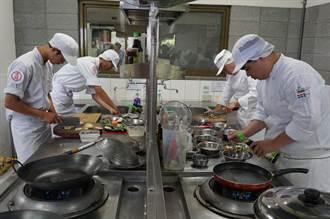 金蘭盃國際廚藝競賽 韓國、泰國選手來台交流