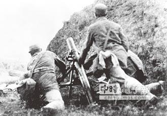 兩岸史話-農民手持步槍刀棍 直衝國軍