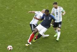 世足人物》送散場的擁抱 普巴:梅西讓我更愛足球
