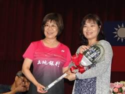 土地銀行首度在花蓮開設暑期青少年羽球營