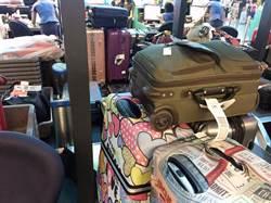 桃機2航廈又出包 行李分揀系統短暫故障