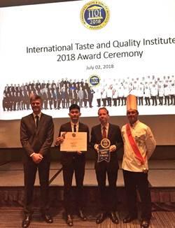 iTQi 比利時國際風味暨品質評鑑 今舉行頒獎典禮