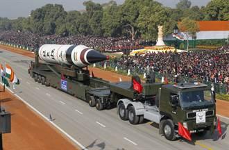 射程覆蓋北京 印度將列裝烈火5洲際彈道導彈