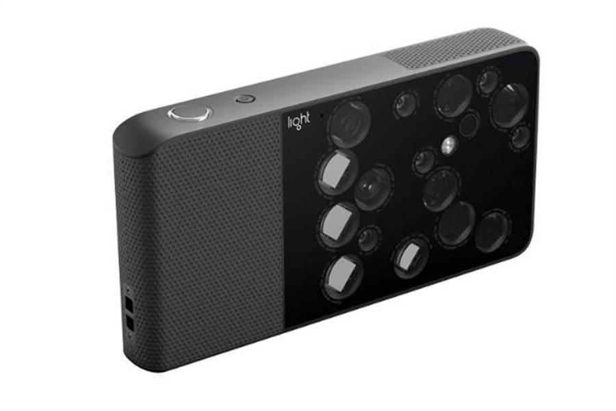 Light L16相機。(圖/翻攝Light官網)
