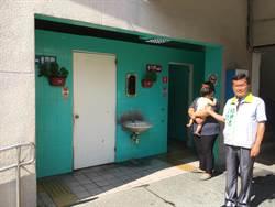 清水第一市場廁所將改善 如廁更舒適