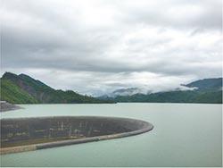 豪大雨灌水庫 台南水情綠燈