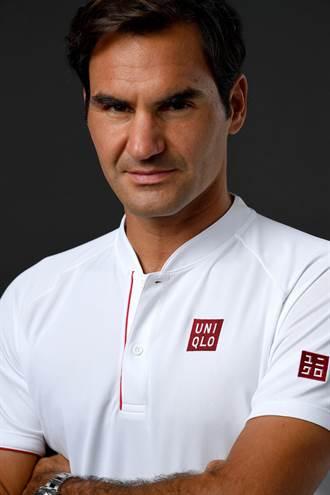 世界網球名將費德勒 任UNIQLO全球品牌大使
