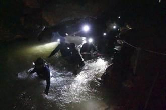 影》地下1公里救援難 泰洞穴13人要脫險恐需數月
