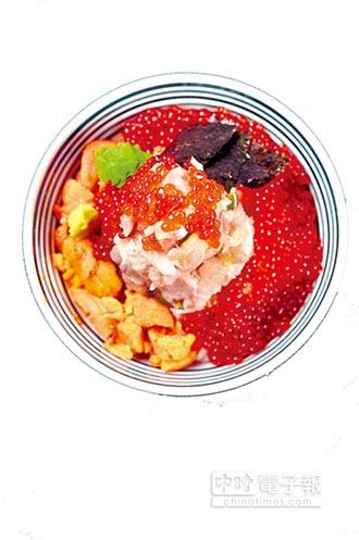 東京人氣海鮮丼 美味登台