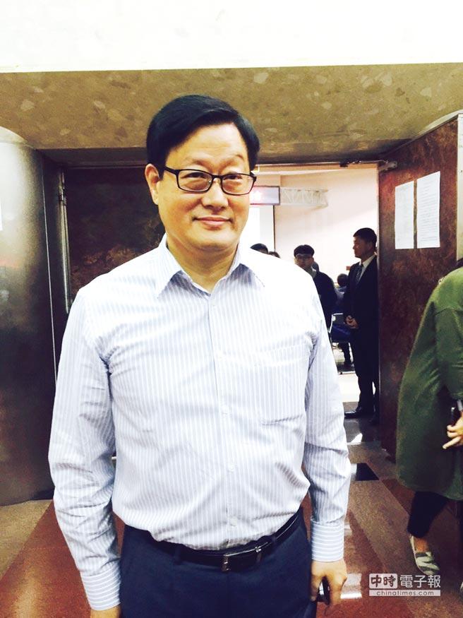 茂德國際集團總裁張高祥圖/本報資料照片