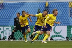 世足》瑞典1:0勝瑞士 相隔24年再進8強